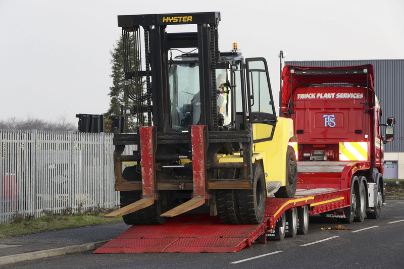 forklift transport from liftruck services